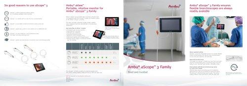 aScope 3 Family brochure