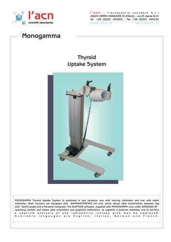 Thyroid Uptake System Monogamma