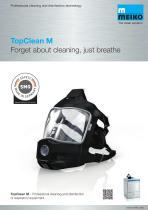 Brochure TopClean M