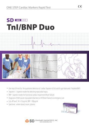 TnI/BNP Duo