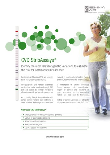 CVD StripAssays®