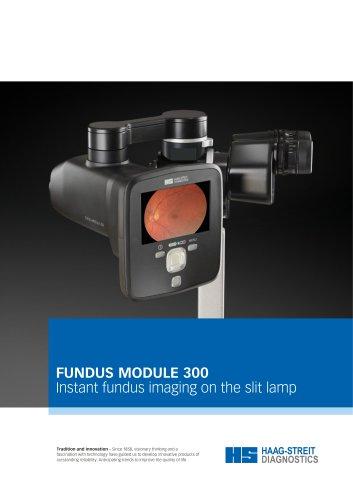 FUNDUS MODULE 300