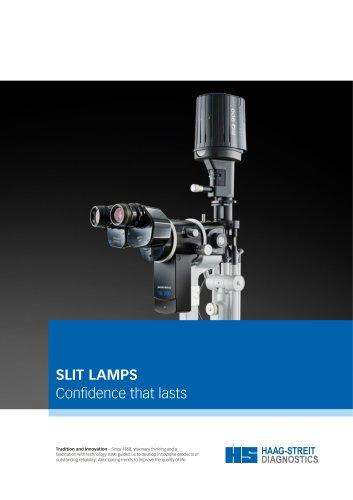 SLIT LAMPS