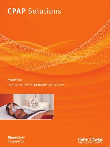 SleepStyle™ CPAP Series