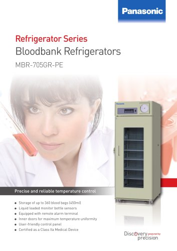 Blood Bank Refrigerator MBR-705GR
