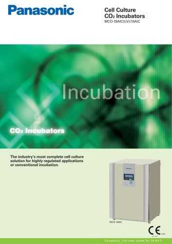 Cell Culture CO2 Incubators MCO-19AIC(UV)/19AIC