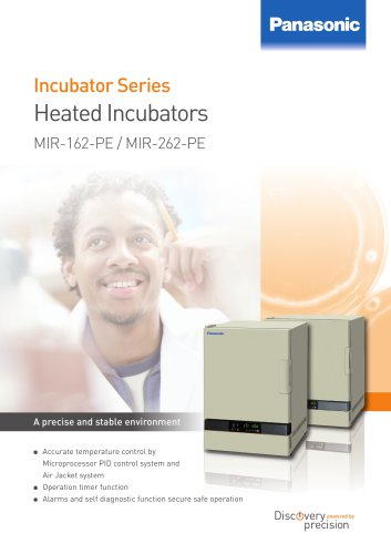Heated Incubators MIR 162/262