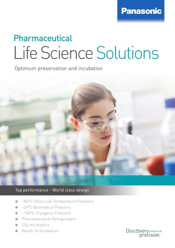 Pharmaceutical Life Science Equipment