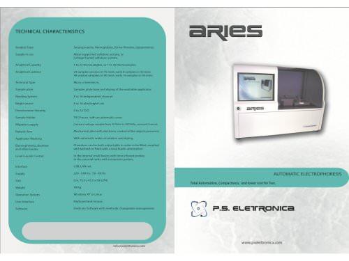 Brochure Aries
