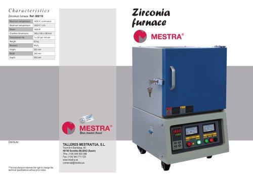 080110 Zirconia furnace
