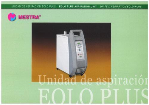 R-080531 EOLO PLUS ASPIRATION UNIT