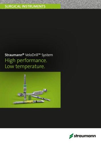 Straumann® VeloDrill™ System