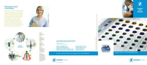 Drill Stop Kit Brochure