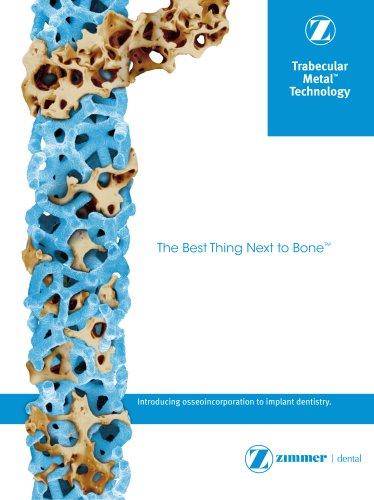 Trabecular Metal Material Brochure