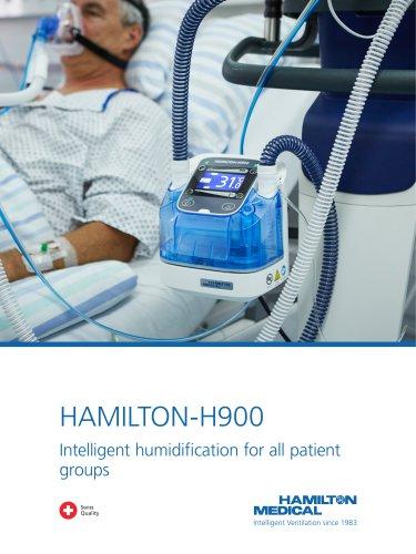 HAMILTON-H900 humidifier