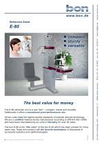 Refraction Stand bon E-80 - The best value for money