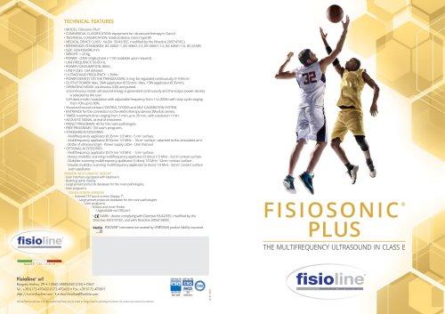 Fisiosonic Plus