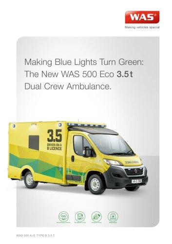 Eco 3.5 t Dual Crew