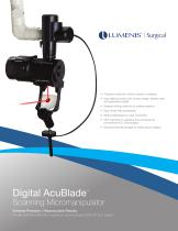 Digital AcuBlade Brochure