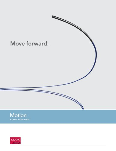 Motion™ HYBRID WIRE GUIDE