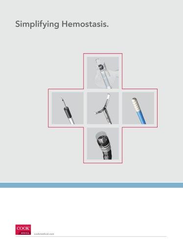Simplifying Hemostasis.