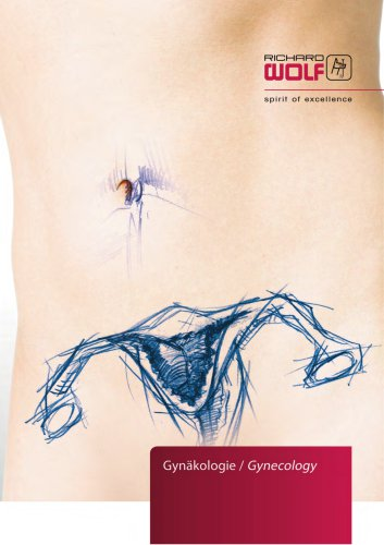 Catalogue Gynecology
