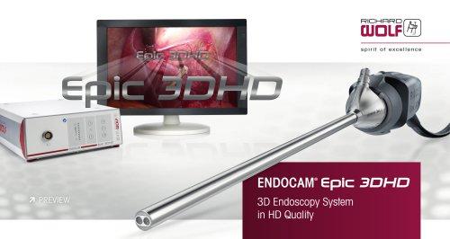 ENDOCAM Epic 3DHD Brochure