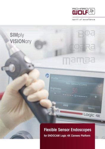 Flexible Sensor Endoscopes Brochure