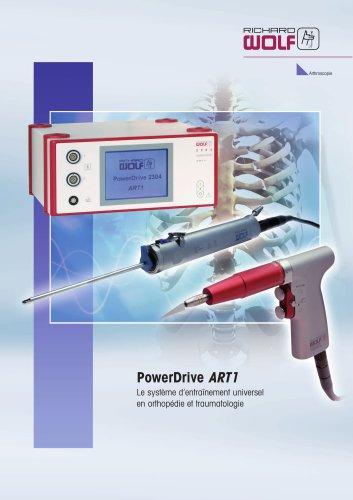 PowerDrive ART1 Brochure