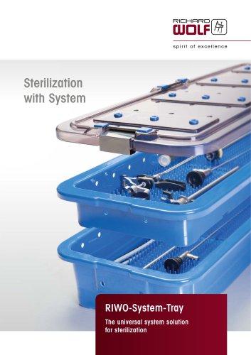RIWO-System-Tray Brochure