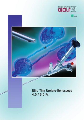 Ultra Thin Uretero-Renoscope