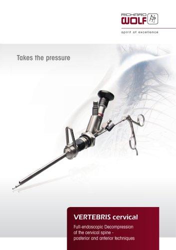 VERTEBRIS cervical Brochure