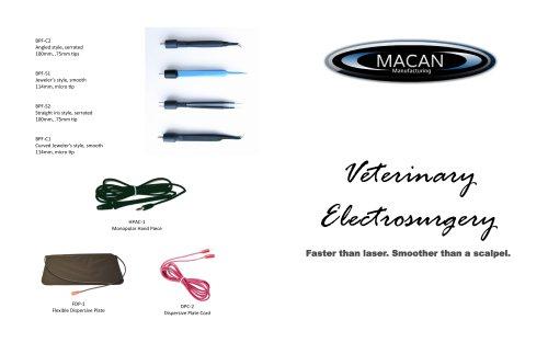 Veterinary  Electrosurgery