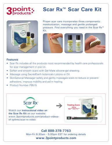 Scar Rx Kit