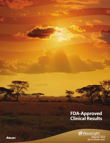 FDA-Approved Clinical Results