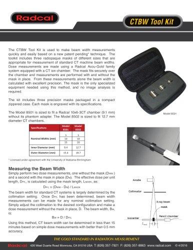 CTBW Tool Kit