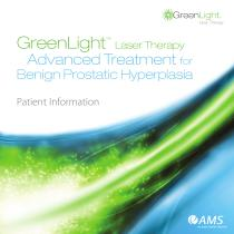 Greenlight Laser Therapy