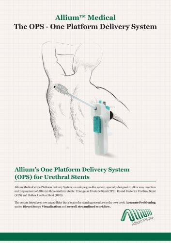Allium™ Medical The BUS - Bulbar Urethral Ste...