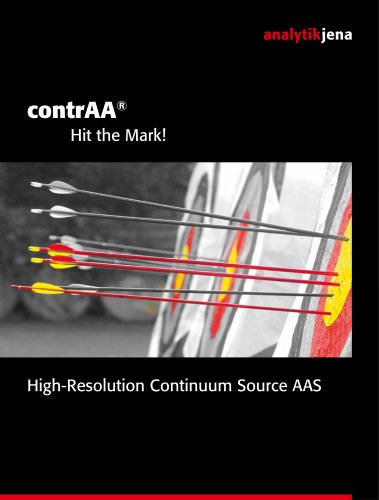 Brochure contrAA series (English)