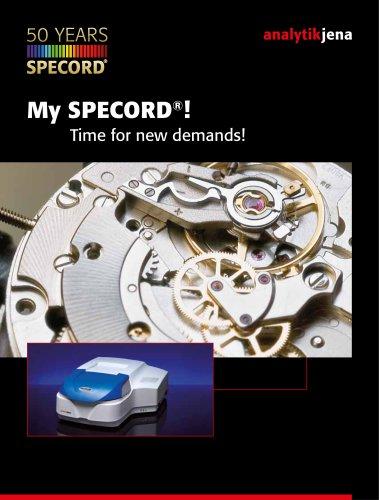 SPECORD PLUS