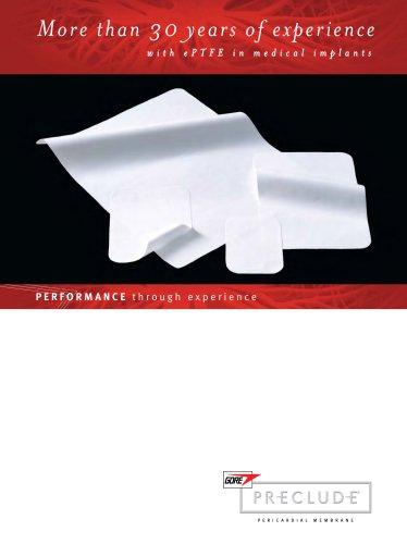 GORE® PRECLUDE® Pericardial Membrane