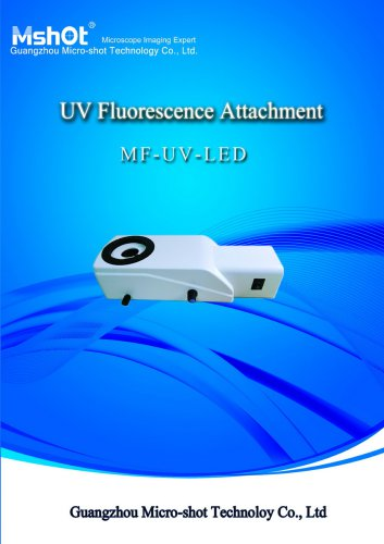 MF-UV-LED | UV fluorescence illumination for microscope