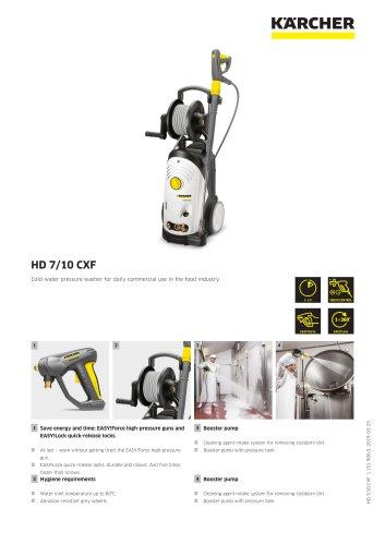 HD 7/10 CXF