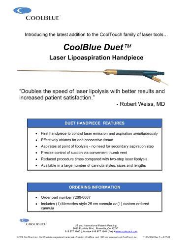 CoolBlue Duet