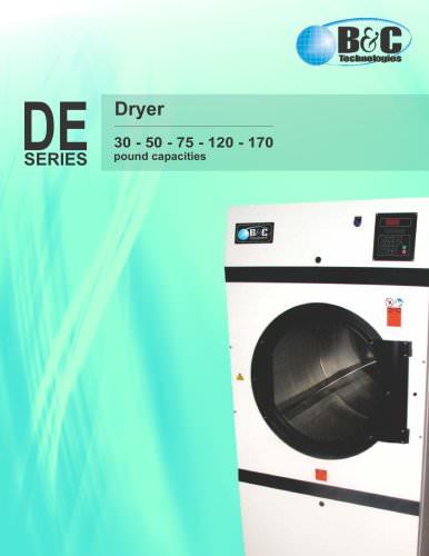 DE Series Commercial Dryer